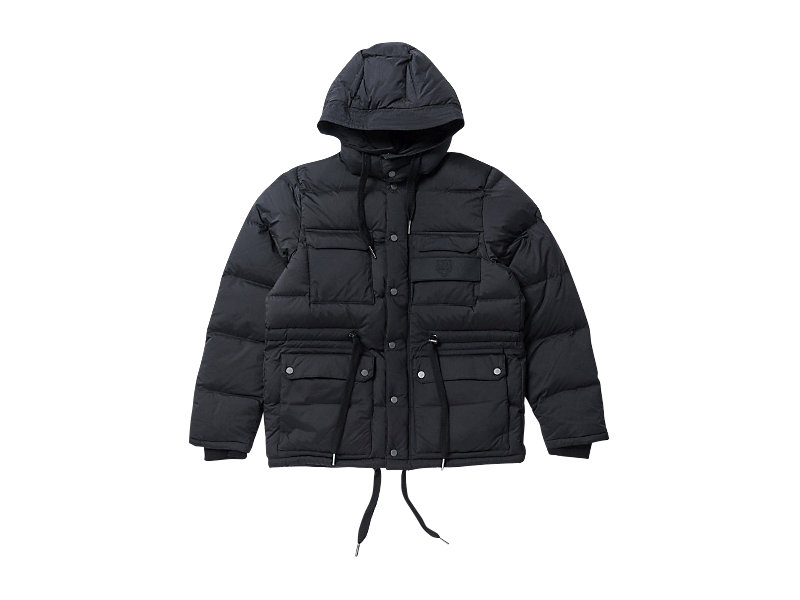 PARKA DE PLUMÓN BLACK 1 FT