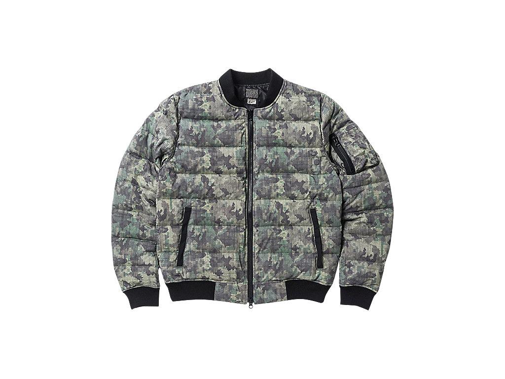 huge discount bde92 c35e3 DAUNENJACKE (GRAFIK)   Men   Khaki Camo   Jacken und Westen ...