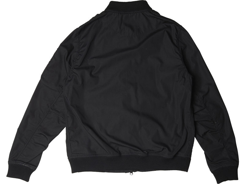 Bomber Jacket Black 5 BK