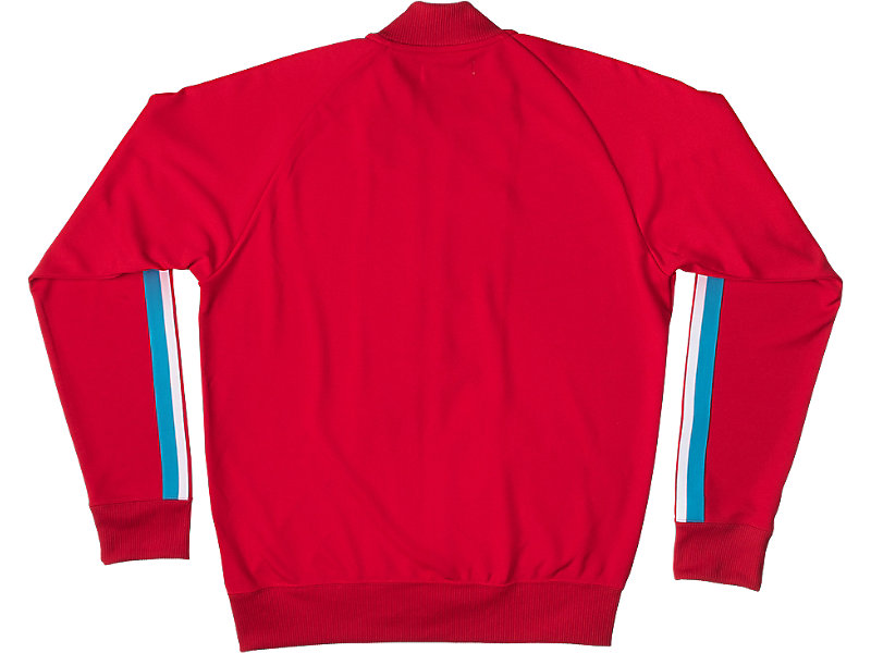 TRACK TOP RED 5 BK