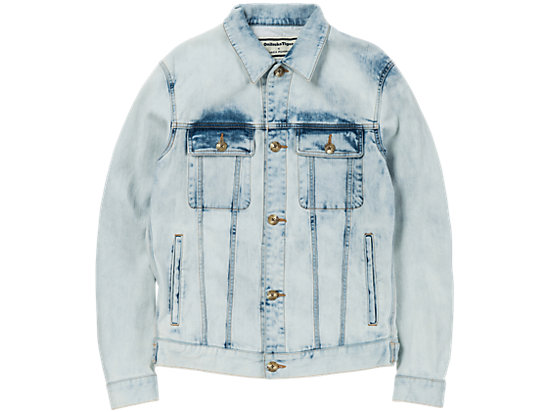 DENIM JACKET, Light Blue