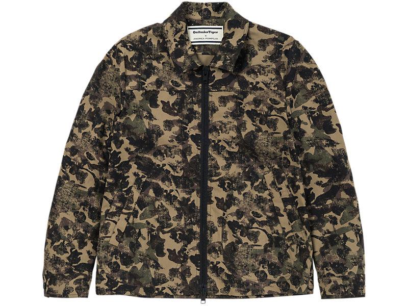 Camo Jacket Sand Beige/Khaki 1 FT