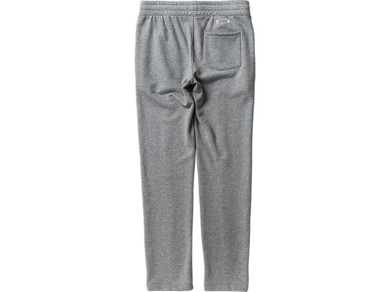 SWEAT PANT HEATHER GRAY 5 BK