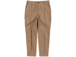 Front Top view of PANT, Sand Beige