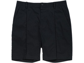 Front Top view of SHORT PANT, Black