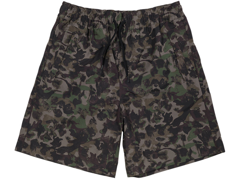 Printed Short Pant SAND BEIGE/KHAKI 1 FT