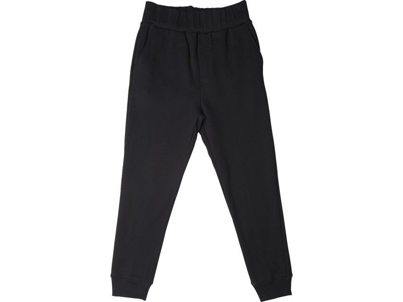 Womens Sweat Pant Black 1 FT