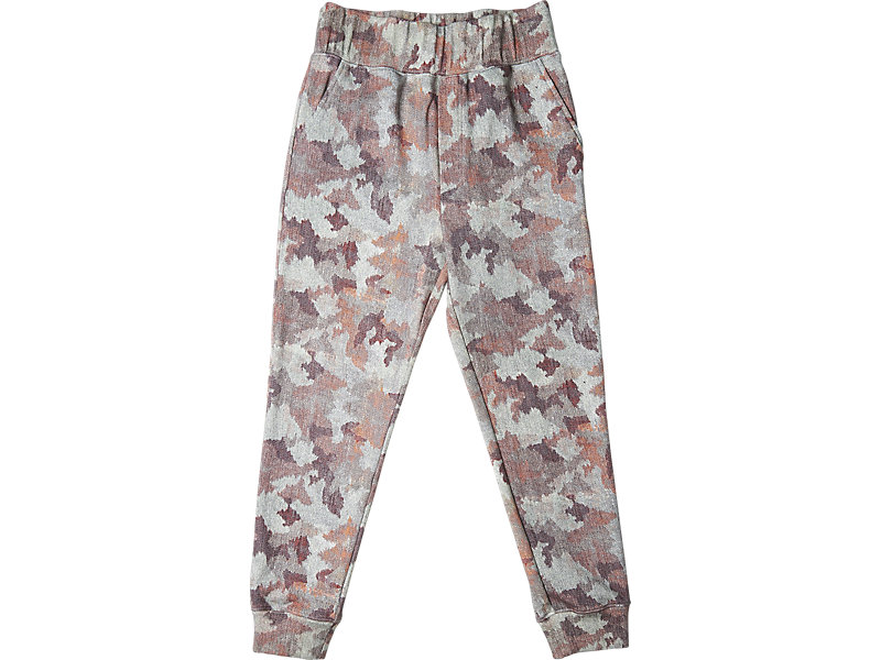 Womens Graphic Sweat Pant Pink Camo 1 FT