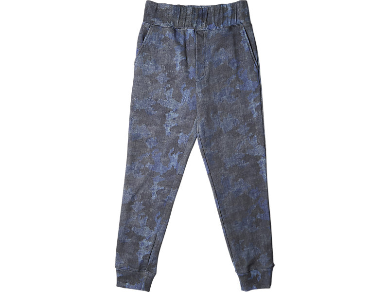 Womens Graphic Sweat Pant Navy Camo 1 FT