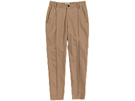 Front Top view of WS PANT, SAND BEIGE