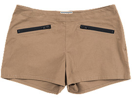 Front Top view of WS H PANT, SAND BEIGE