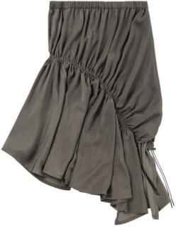 女式抽绳半身裙