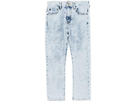 女式牛仔裤 浅蓝色