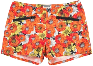WS FLOWER HOT PANT