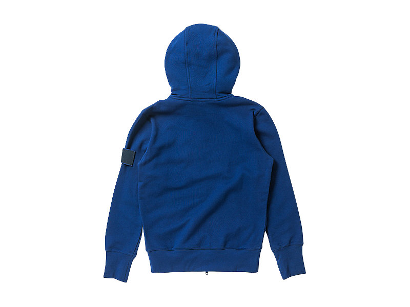 SWEAT À CAPUCHE ZIPPÉ NAVY 5