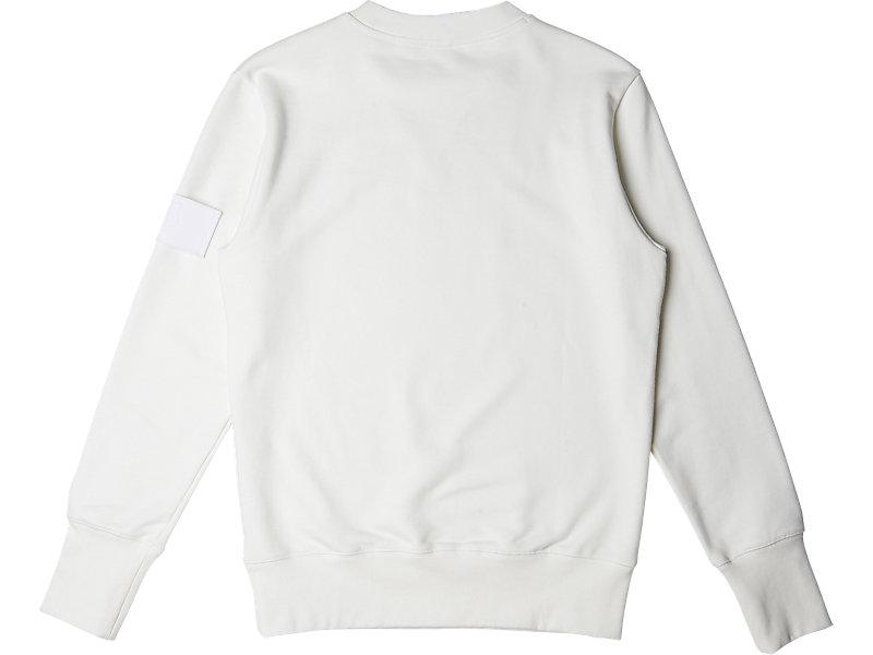 Sweat Shirt White 5 BK