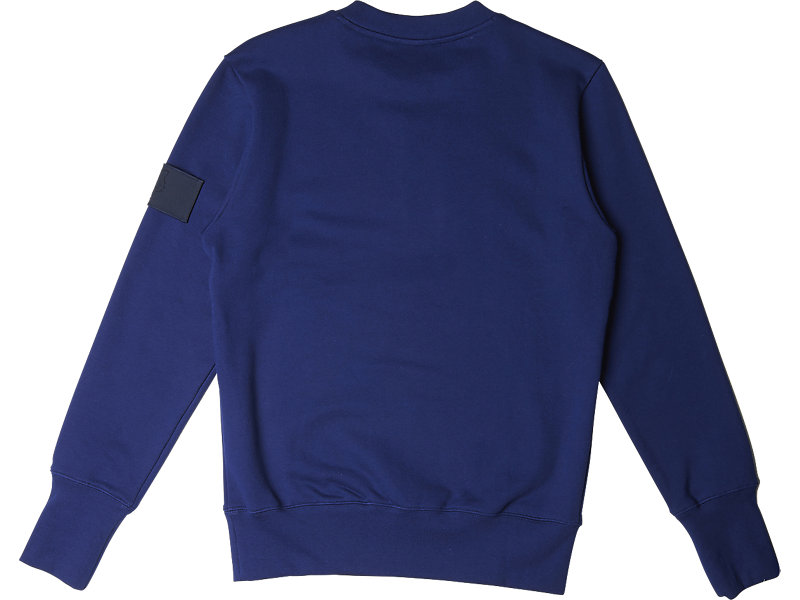 SWEAT-SHIRT NAVY 5 BK