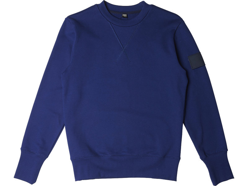 Sweat Shirt Navy 1 FT