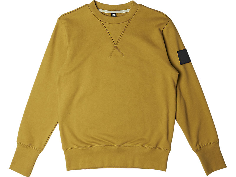 Sweat Shirt Khaki 1 FT
