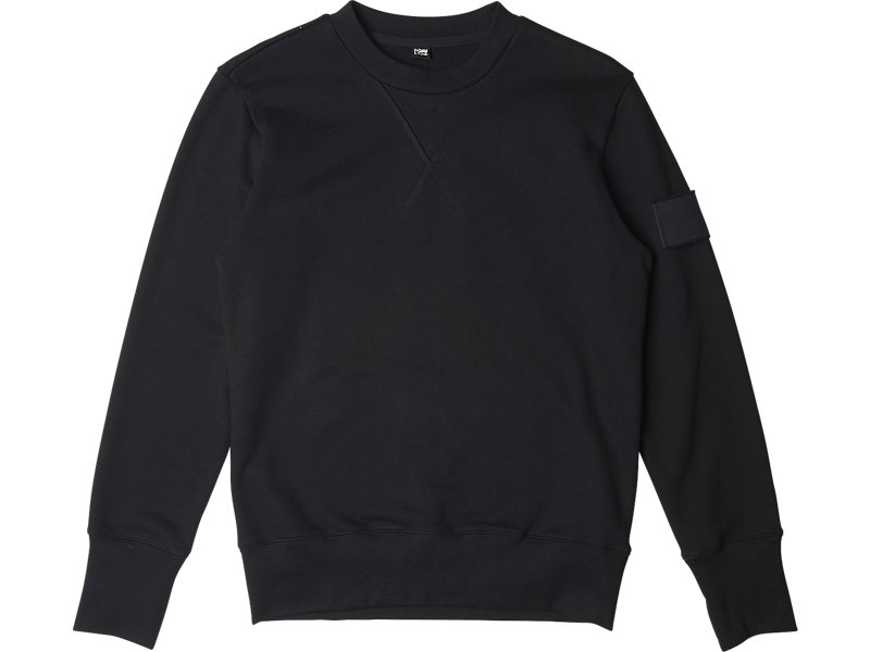 Sweat Shirt Black 1 FT