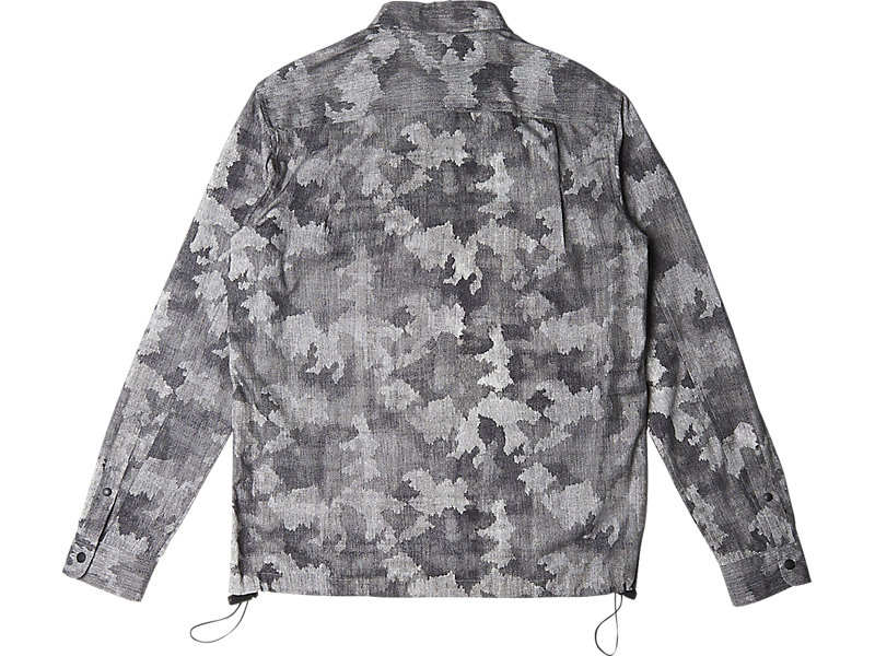 Graphic Shirt Grey Camo 5 BK
