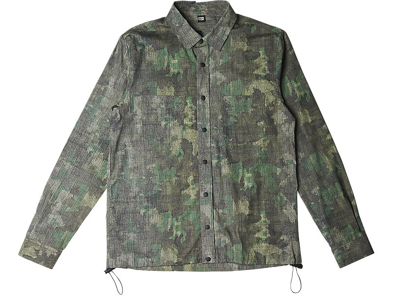 Graphic Shirt Khaki Camo 1
