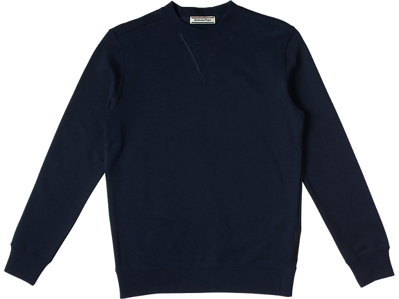 SWEAT TOP NAVY 1 FT
