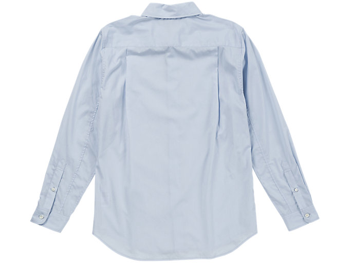 Back view of SHIRT, BABY BLUE