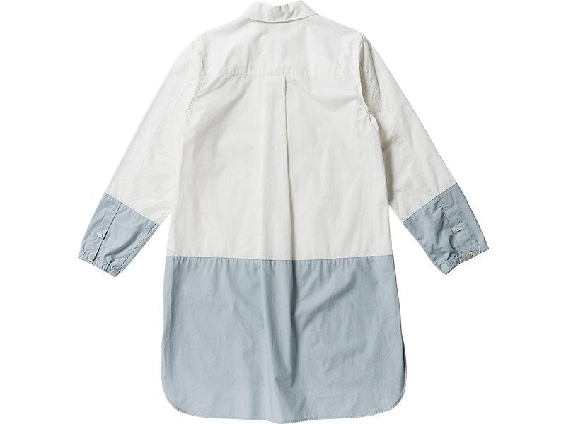 WS DRESS WHITE/SAXE 5 BK