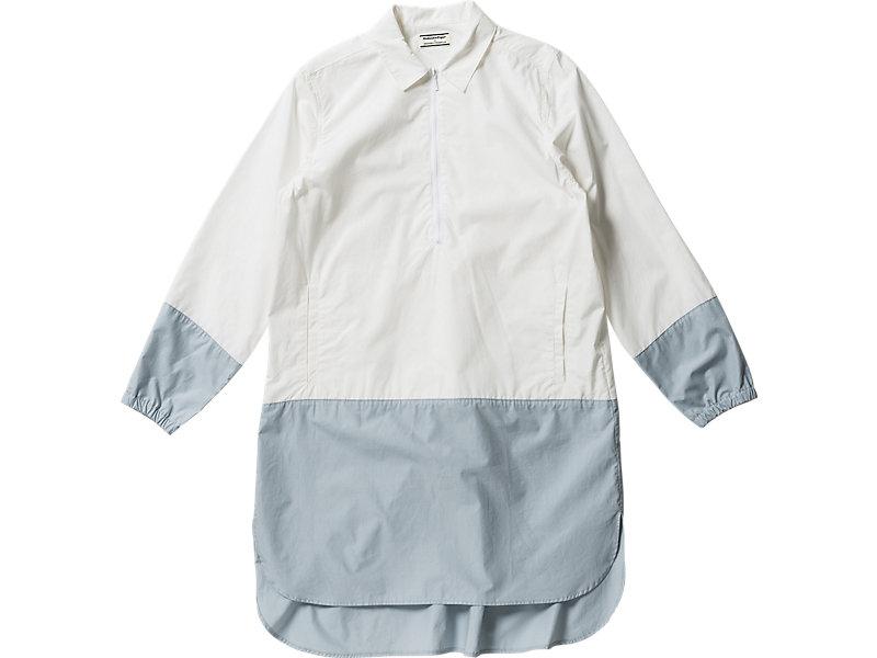 WS DRESS WHITE/SAXE 1 FT