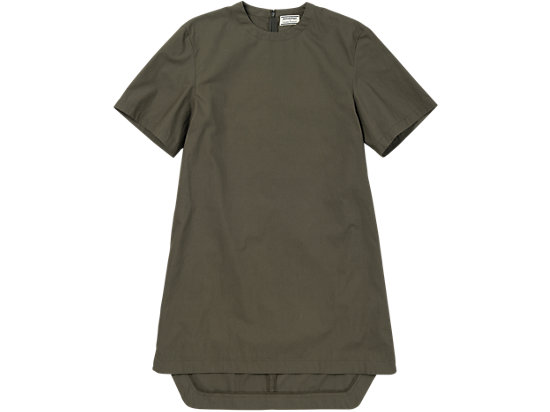 WS DRESS, Khaki