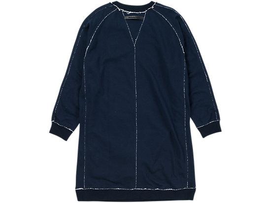 女士卫衣连衣裙 海军蓝