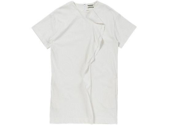 女士连衣裙 白色