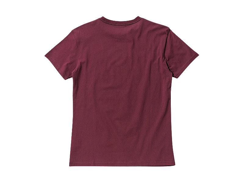LOGO T-SHIRT BURGUNDY 5