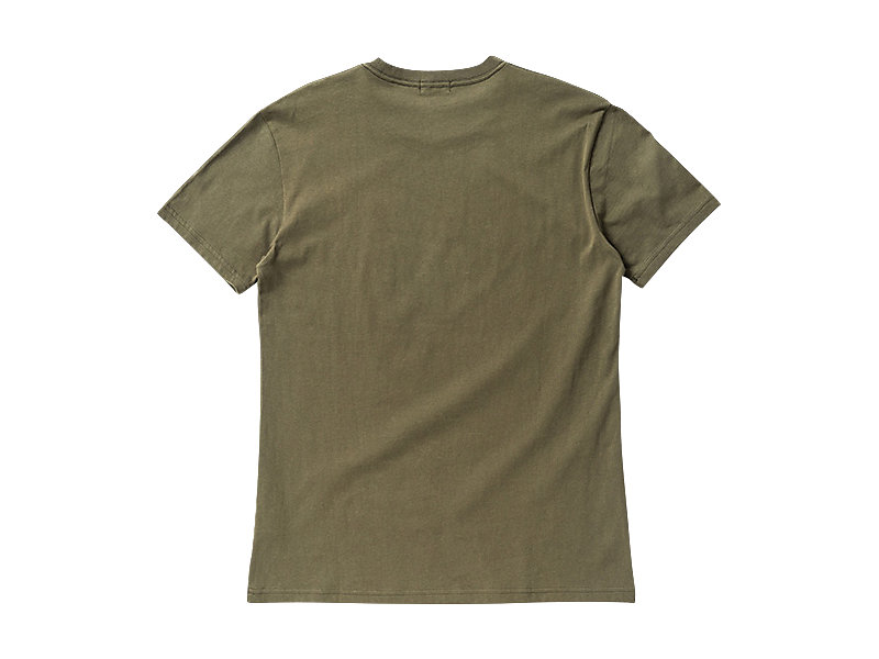 T-SHIRT CON LOGO OLIVE 5