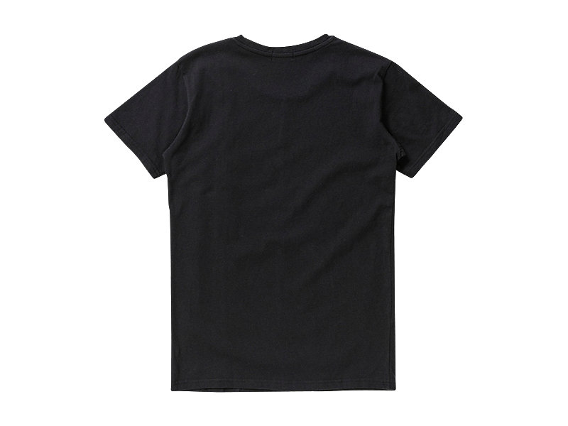 T-SHIRT CREAM/BLACK 5 BK