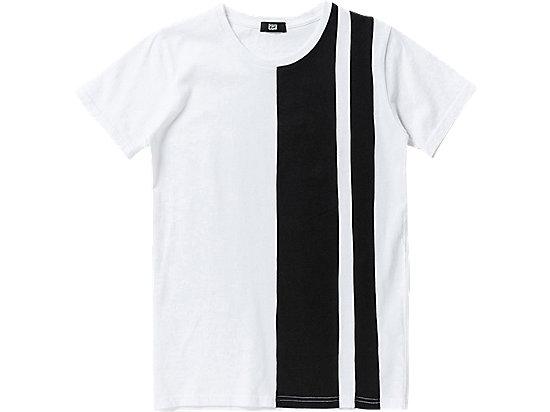 T-SHIRT, White/Black