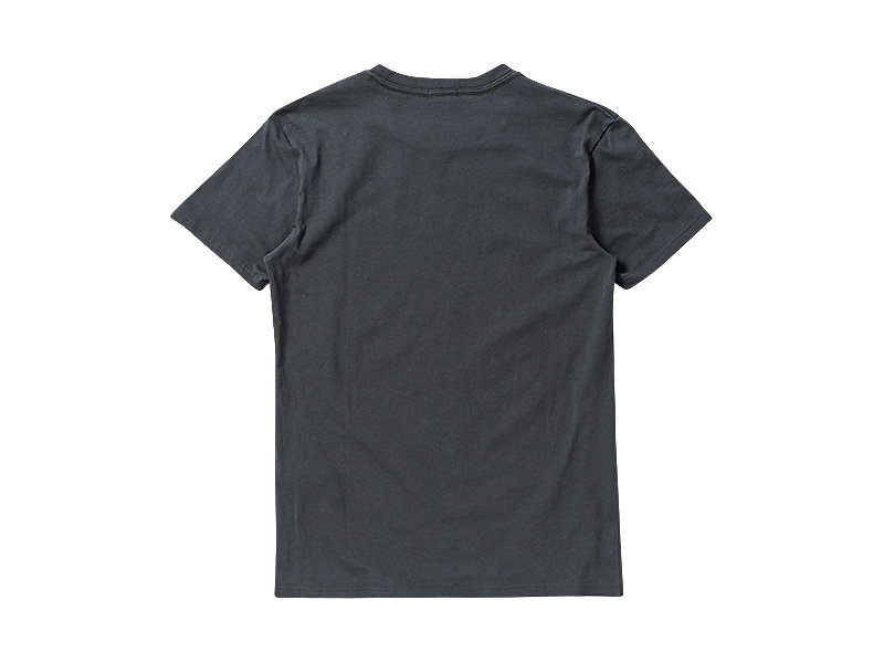 GRAPHIC T-SHIRT CHARCOAL/B 5