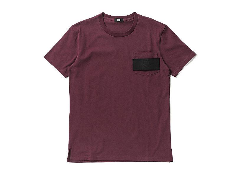 T-Shirt Burgundy 1 FT
