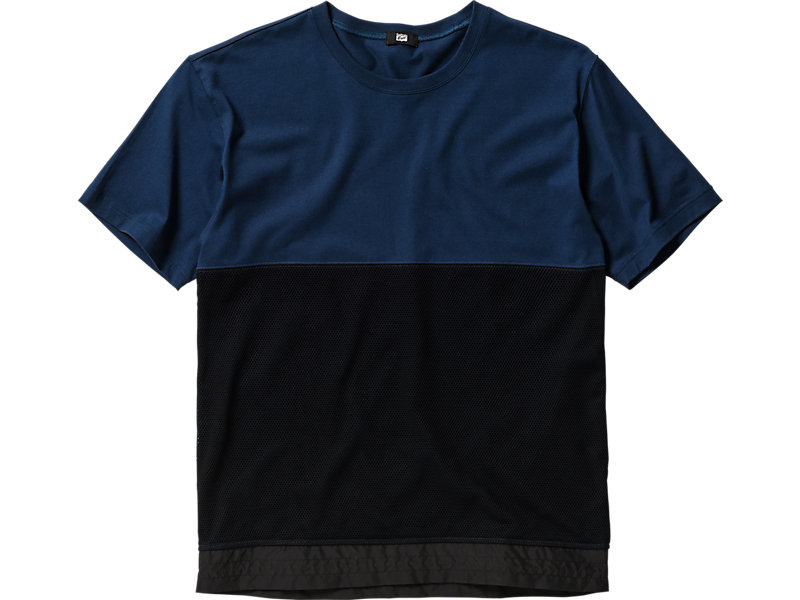 T-SHIRT NAVY/BLACK 1 FT