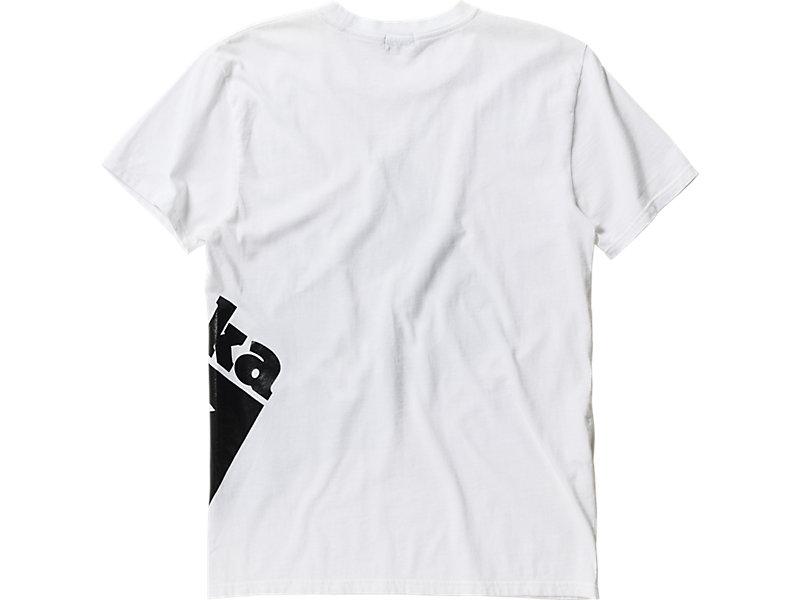 LOGO T-SHIRT WHITE/BLACK 5 BK