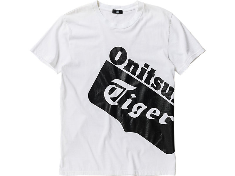 LOGO T-SHIRT WHITE/BLACK 1 FT