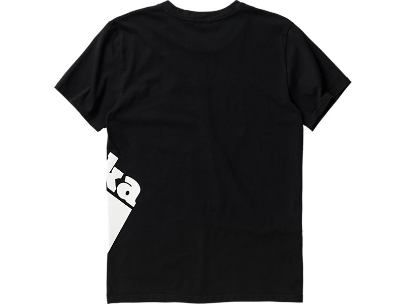 LOGO T-SHIRT BLACK/WHITE 5 BK