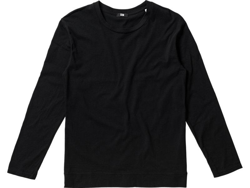 LONG SLEEVED T-SHIRT BLACK 1 FT