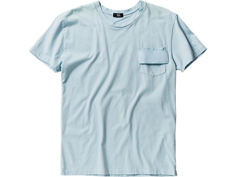 T-SHIRT WITH POCKET SAXE 1 FT