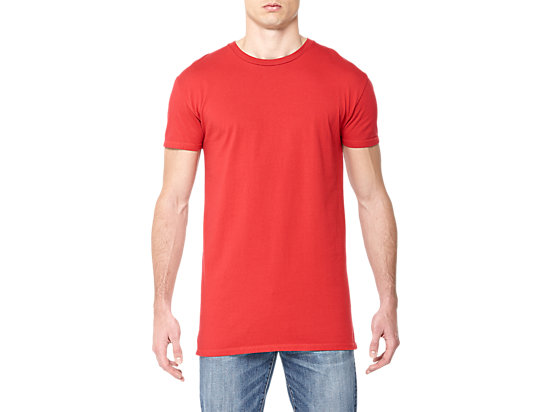 LONG T-SHIRT, Red