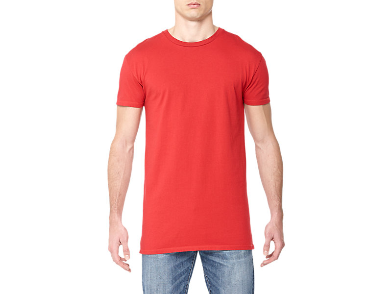 LANGARM-T-SHIRT RED 1 FT