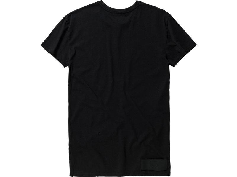LANGARM-T-SHIRT BLACK 5 BK