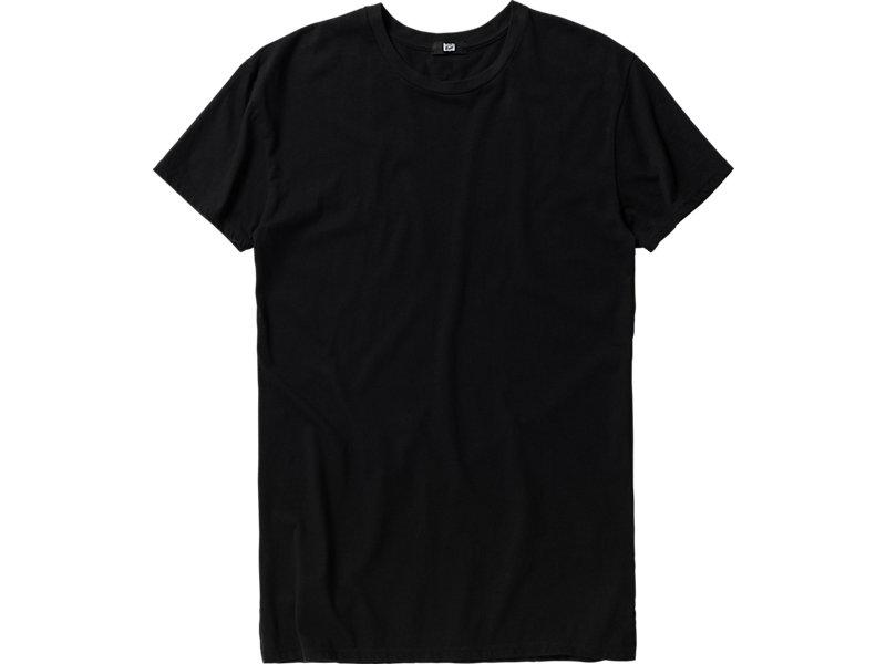 LANGARM-T-SHIRT BLACK 1 FT