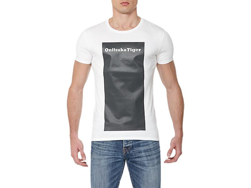 GRAPHIC T-SHIRT WHITE/BLACK 1 FT